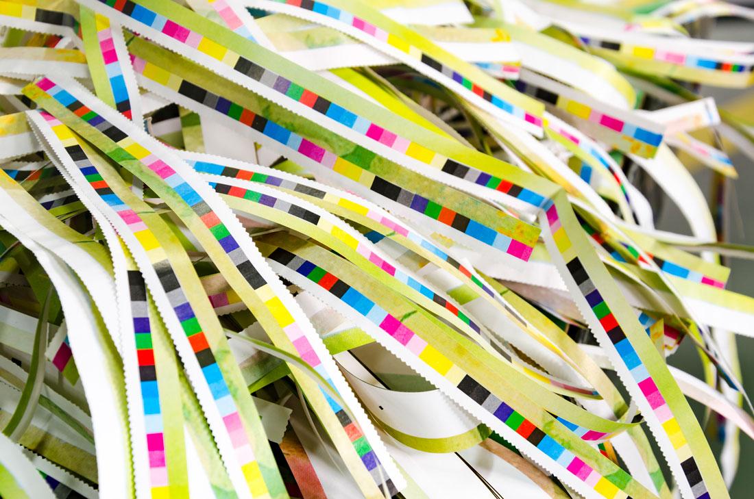 D-max Print – Eventplanering processen – Produktionsremsor